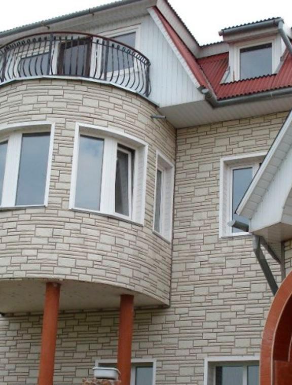 Фасадные панели Клин