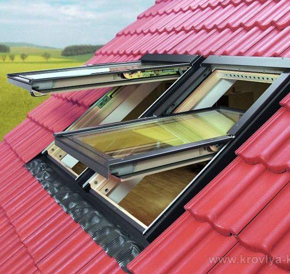 Мансардные окна Клин